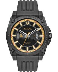 Bulova - Men's Precisionist Watch, 46.5mm - Lyst
