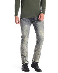 Xray Jeans - Vintage Wash Distressed Jeans - Lyst