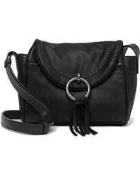 Lucky Brand - Lura Small Suede Crossbody Bag - Lyst