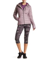 The North Face - Pulse Capri Tight - Lyst