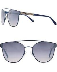 Balmain - Browbar 62mm Metal Frame Sunglasses - Lyst