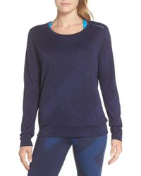 Brooks - Array Tee - Lyst