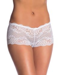Cosabella - Thea Low Rise Hotpant - Lyst