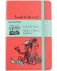 Moleskine - Limited Edition Toy Story Plain Notebook - Lyst