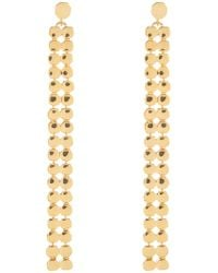 Trina Turk - Chain Mail Drop Earrings - Lyst