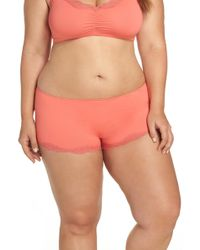 Only Hearts - 'delicious' Boyshorts (plus Size) - Lyst