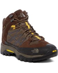 The North Face - Storm Mid Waterproof Boot - Lyst
