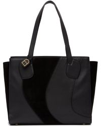 Anne Klein - Julia Large Leather Tote Bag - Lyst