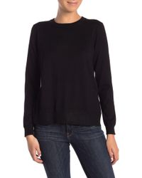 Catherine Malandrino - Knit Bow Back Sweater (petite) - Lyst