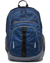 Lyst - Adidas Logo Backpack for Men e437abb428