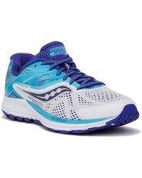 Saucony - Ride 10 Neutral Running Sneaker - Lyst