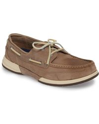 Tommy Bahama - Ashore Thing Boat Shoe - Lyst
