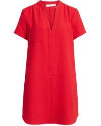 Lush - Hailey Crepe Dress - Lyst