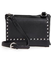 Chelsea28 - Harlow Faux Leather Crossbody Bag - Lyst