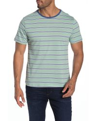 Sovereign Code - Highlander Striped Crew T-shirt - Lyst