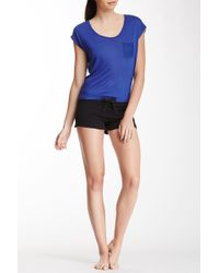 Electric Yoga - Mesh Trim Short - Lyst