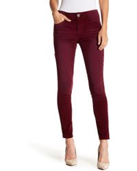 Democracy - Vintage Wash Cord Jeggings (petite) - Lyst