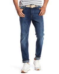 """Jack & Jones - Original Slim Fit Jeans - 32-34"""" Inseam - Lyst"""