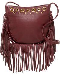 Hobo - Whisper Leather Crossbody Bag - Lyst
