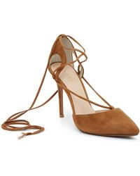 RAYE - Tamrin Lace-up Pump - Lyst