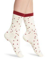 UGG - Star Crew Socks - Lyst