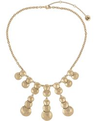 The Sak - Layered Circles Frontal Necklace - Lyst
