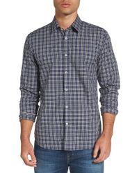 Jeremy Argyle Nyc | Comfort Fit Plaid Sport Shirt | Lyst