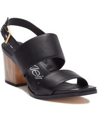 Calvin Klein - Rosemary Open Toe Sandal - Lyst