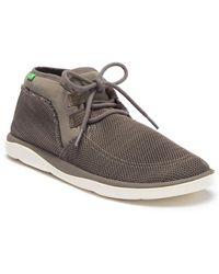 Sanuk - What A Tripper Mesh Chukka Sneaker - Lyst