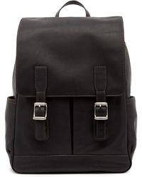 Frye - Oliver Leather Backpack - Lyst