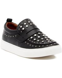 Report | Albie Studded Slip-on Trainer | Lyst