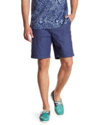 Peter Millar - Lightweight Twill Shorts - Lyst
