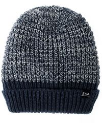 Bickley + Mitchell - Marled Knit Beanie - Lyst