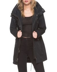 Andrew Marc - 2 In 1 Parka Jacket - Lyst