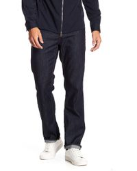 Volcom - Solver Rigid Straight Leg Modern Fit Jeans - Lyst