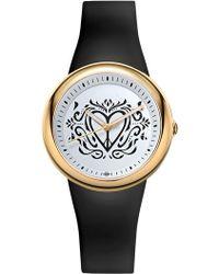 Philip Stein - Unisex Peace Love Stainless Steel Watch, 36mm - Lyst