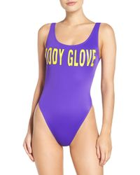 Body Glove   '80 Throwback The Look One-piece Swimsuit   Lyst