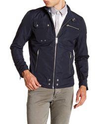 DIESEL - J Ride Men's Jacket In Blue - Lyst