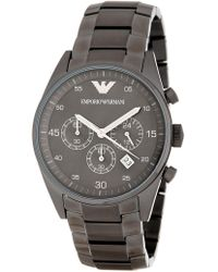 Emporio Armani - Men's Sportivo Bracelet Watch, 43mm - Lyst