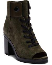 Frye - Danica Combat Short Boot - Lyst