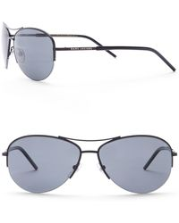 Marc Jacobs - 59mm Aviator Sunglasses - Lyst