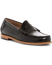 G.H.BASS - Larson Weejuns Penny Loafer - Lyst