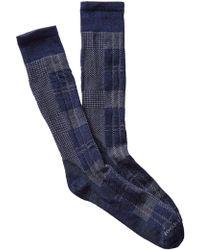 Smartwool - Mesh Glen Cushioned Crew Socks - Lyst