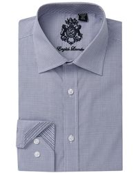 English Laundry - Trim Fit Dress Shirt - Lyst