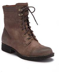 Born - Kelisa Lace-up Boot - Lyst
