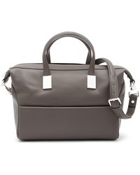 Luana Italy | Circe Medium Leather Satchel | Lyst