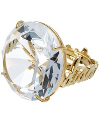 Kate Spade - What A Gem Brilliant Cut Ring - Size 7 - Lyst