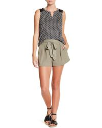 Skies Are Blue - Gauze Short - Lyst