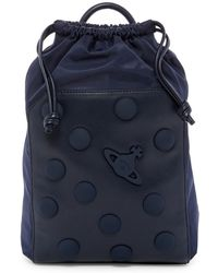 Vivienne Westwood - Studded Dot Backpack - Lyst
