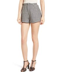 Lovers + Friends - Jordy High Waist Shorts - Lyst
